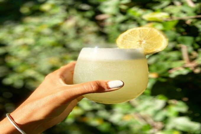 imagen de limonada frozen